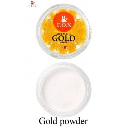 METALLIC MIRROR POWDER GOLD...