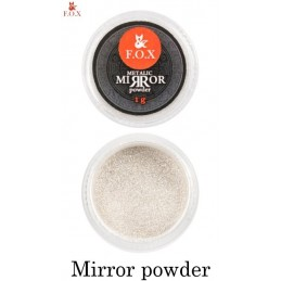 METALLIC  MIRROR POWDER...